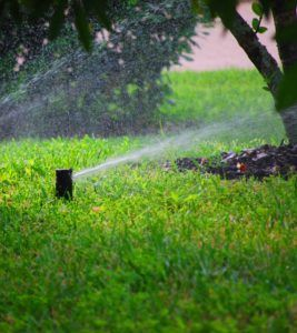 all sprinkler repairs